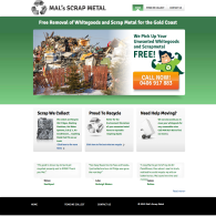 Mal's Scrap Metal   White Goods and Scrap Pickup for the Gold Coast
